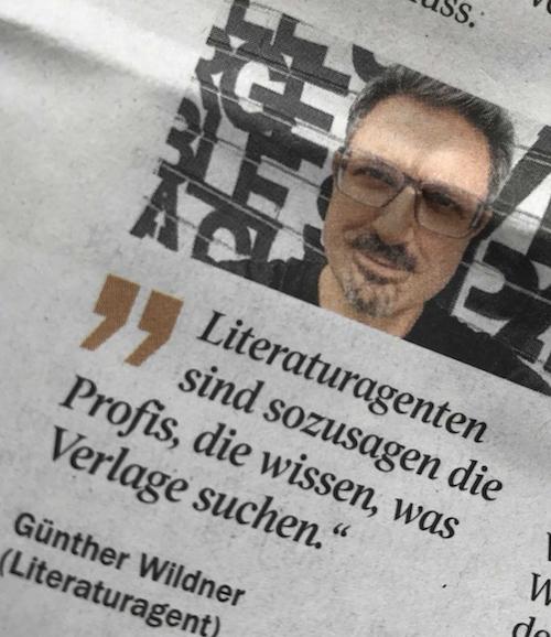 Günther Wildner imKarriere-Teil der Tiroler Tageszeitung