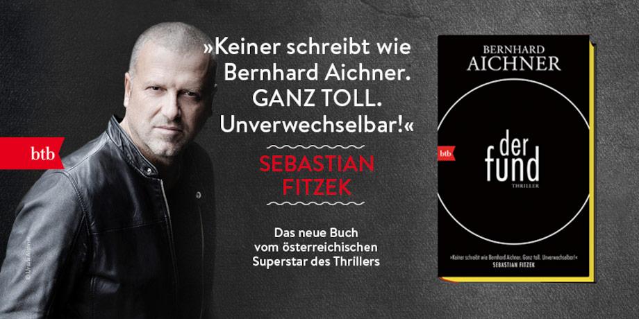 DER FUND von Bernhard Aichner