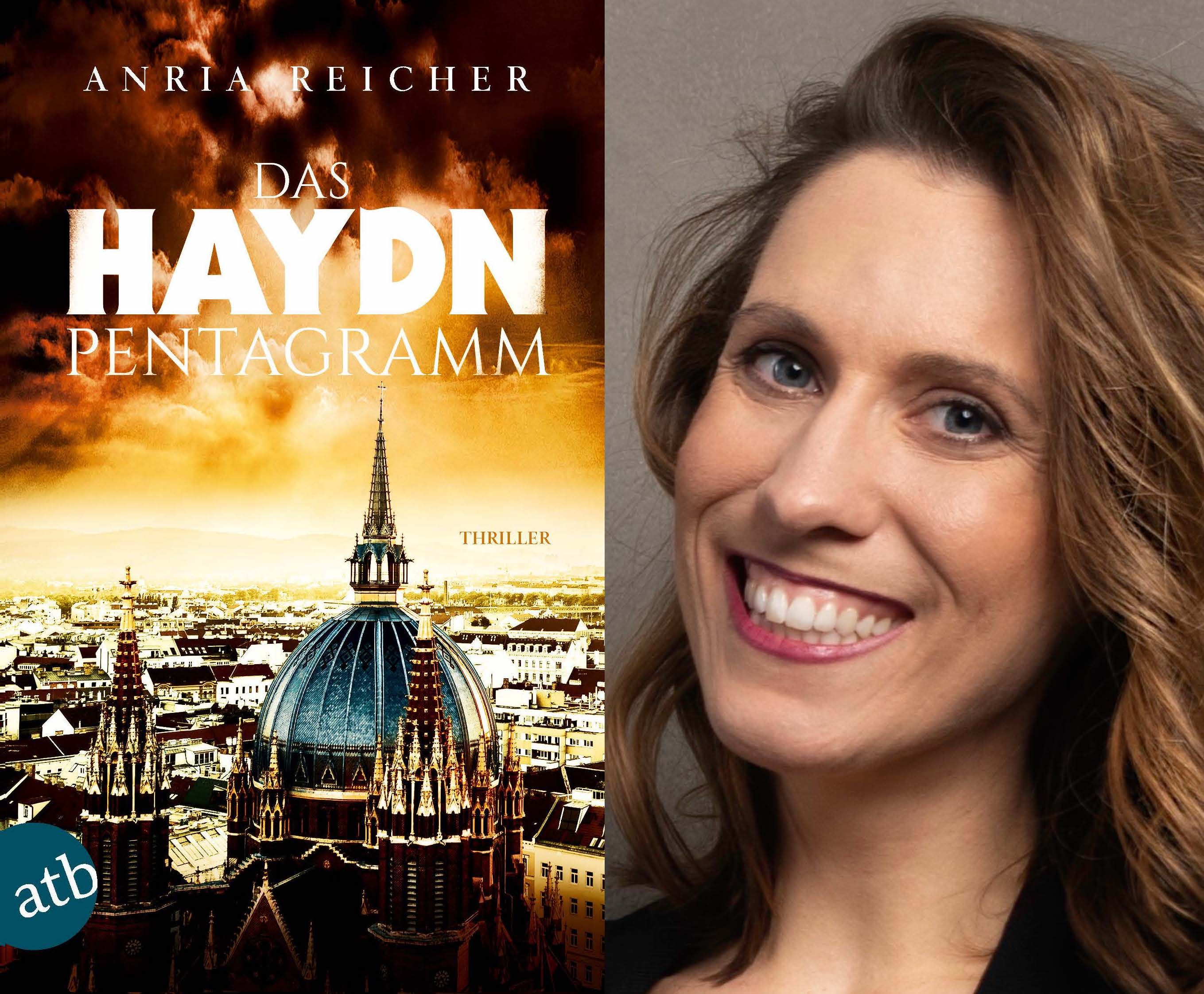 Anria Reicher veröffentlicht Das Haydn-Pentagramm