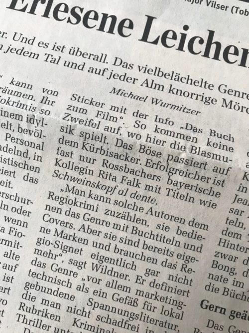 Günther Wildner im STANDARD