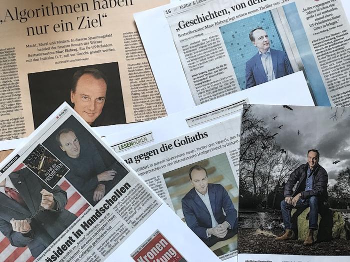 Medien-Clippings DER FALL DES PRÄSIDENTEN