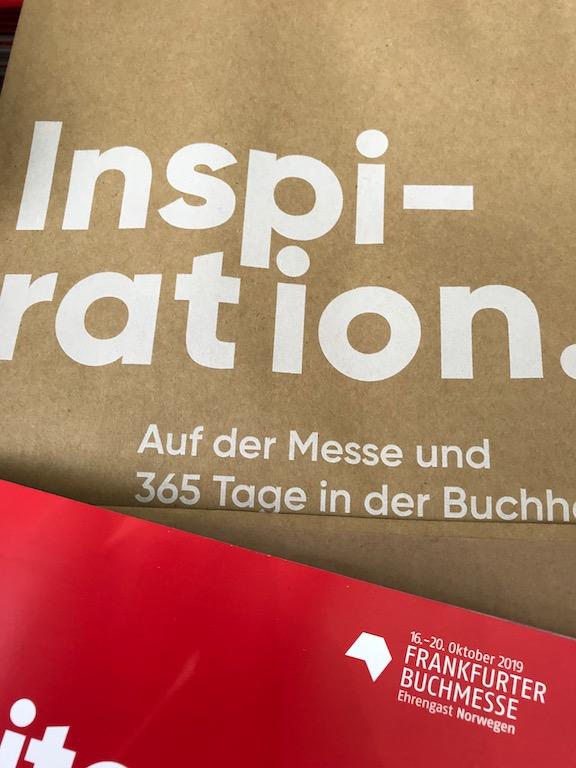 Businessplattform und Klassentreffen – Frankfurter Buchmesse 2019