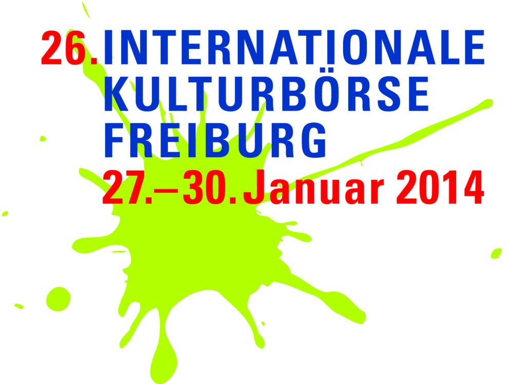 Kulturbörse Freiburg 2014 – vital & erfrischend normal
